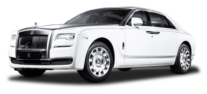 Rolls-royce-Limo Service US-White-Rolls-Royce-Ghost