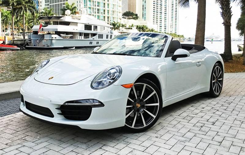 Exotic Car Rental Miami-limoserviceus.com-Porsche-Carrera