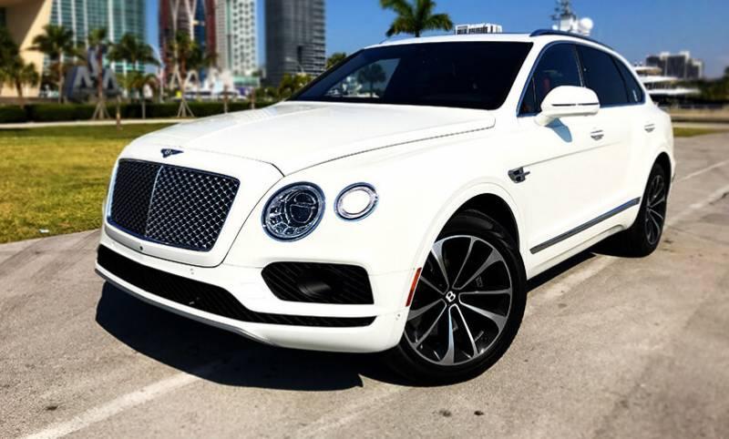 Exotic Car Rental Miami-limoserviceus.com-bentley